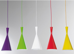 люстра Tom Dixon Tall ( multicolour )