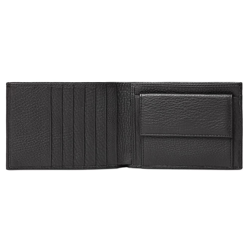 Кошелек Piquadro Modus, цвет черный, 13x9,5x2 см (PU1131MO)