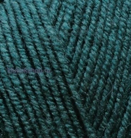 Пряжа Lanagold (Alize) 426 Темно-зеленый - купить в интернет-магазине недорого klubokshop.ru