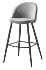 Стул барный AVANTI BCR-502 GRAY серый