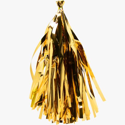 Золотая кисточка тассел
