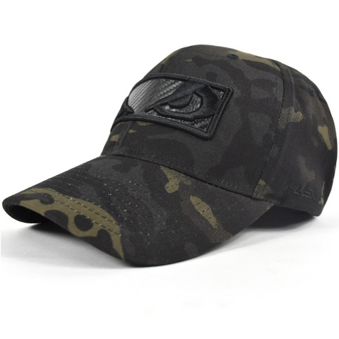 Бейсболка/Кепка Bad Boy Carbon Cap Black Camo