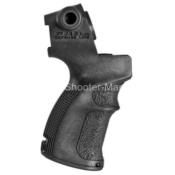 Пистолетная рукоятка пластиковая AGM-500 для ружья Моссберг Mossberg 500 FAB Defense фото
