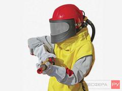 Шлем пескоструйщика Aspect