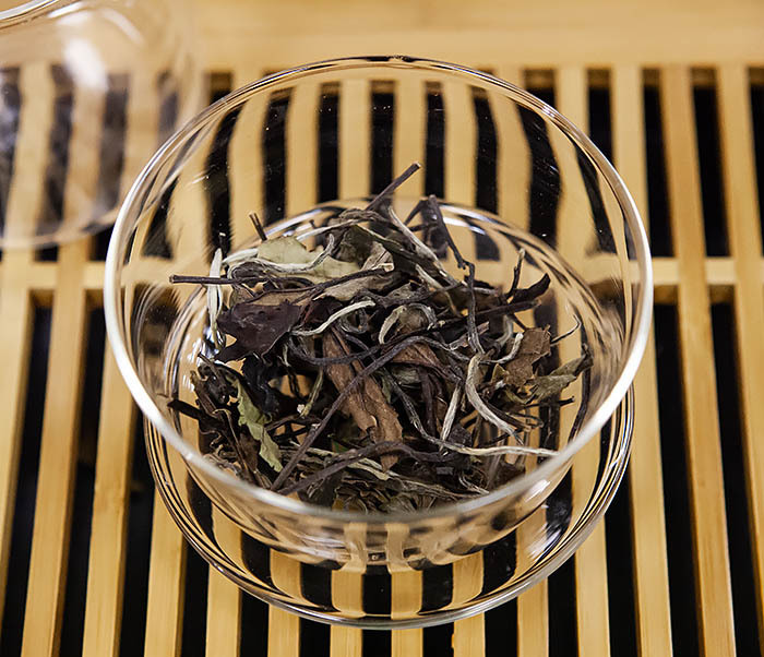 TEA-CH133 Китайский белый чай «Брови долголетия» (Шоу Мэй, 50 гр) фото 07