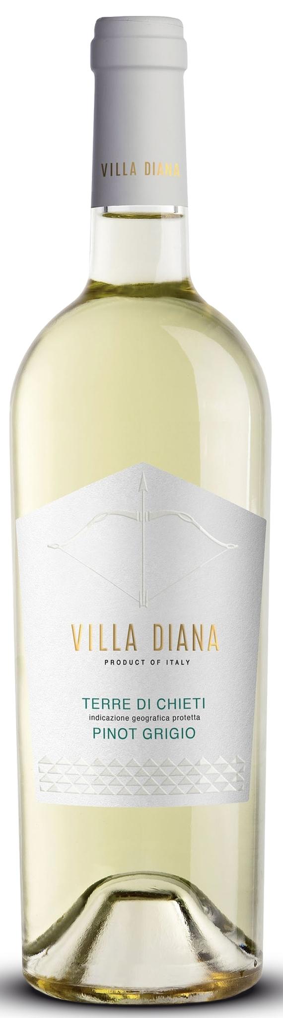 """""""Pinot Grigio  Terre Di Chieti IGP  """" Villa Diana """""""
