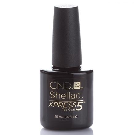 Топ CND Xpress5, Топ, 15 мл cnd-shellac-xpress5-15-ml-topovoe-pokrytie.jpg