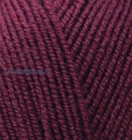Пряжа Lanagold (Alize) 495 Свекольно-красный - купить в интернет-магазине недорого klubokshop.ru