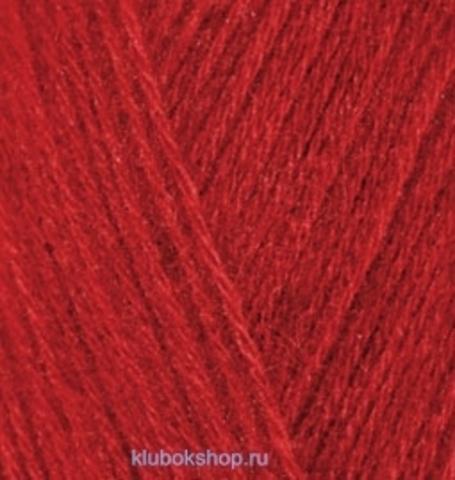 Пряжа Angora GOLD Alize 106 Красный - купить в интернет-магазине недорого klubokshop.ru