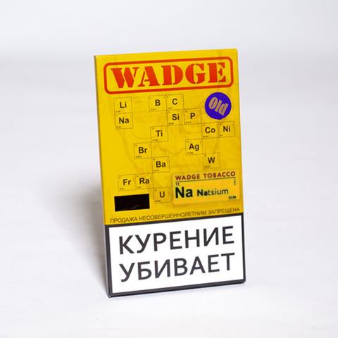 Табак WADGE OLD 100gr Natsium