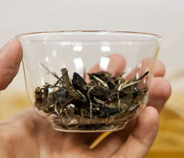 TEA-CH133 Китайский белый чай «Брови долголетия» (Шоу Мэй, 50 гр) фото 08