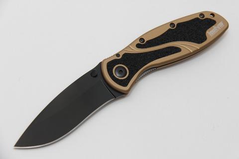 Нож Kershaw 1670DSBLK Blur Desert Sand