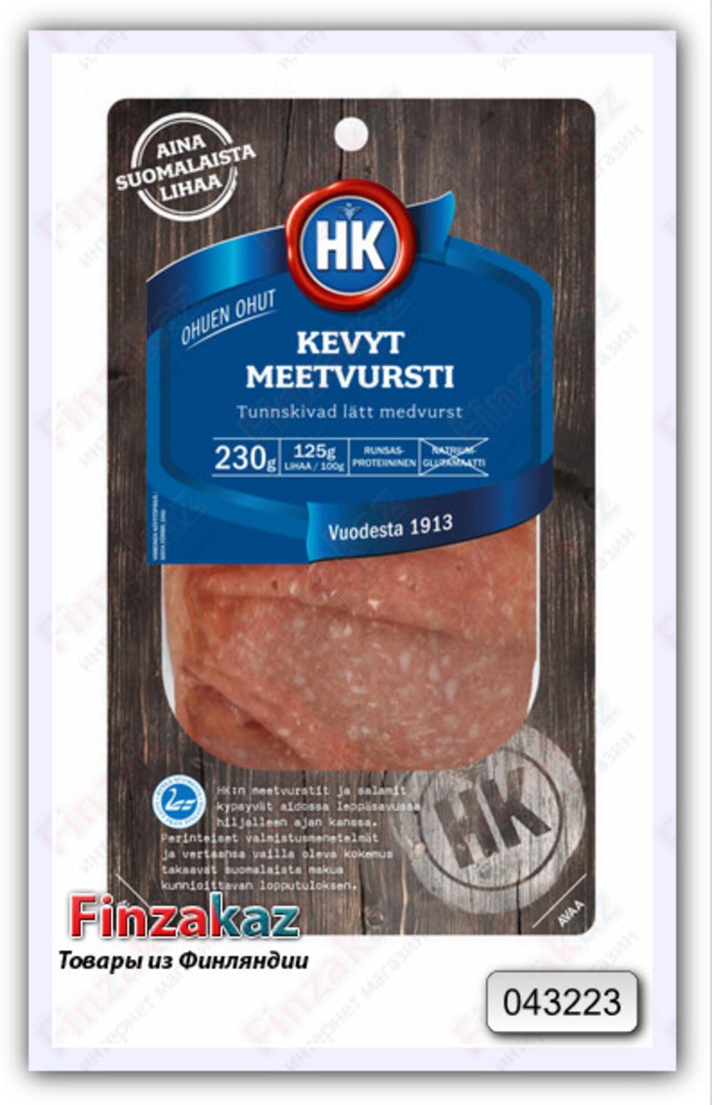 Легкая безлактозная колбаса HK 230 гр