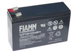 Аккумулятор FIAMM 12FGH23 slim ( 12V 5Ah / 12В 5Ач ) - фотография