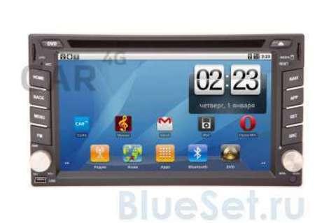 Car 4G JET штатная мультимедийная система в авто, на Android для Nissan