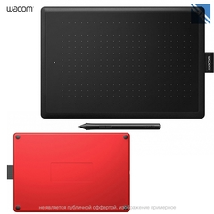 Планшет графический Wacom One Small