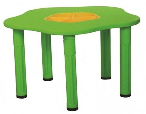 Стол KING KIDS Сэнди с системой хранения мелочей Зеленый KK_KM1200_G
