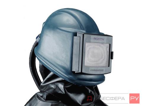 Шлем пескоструйщика Commander - снят с производства!