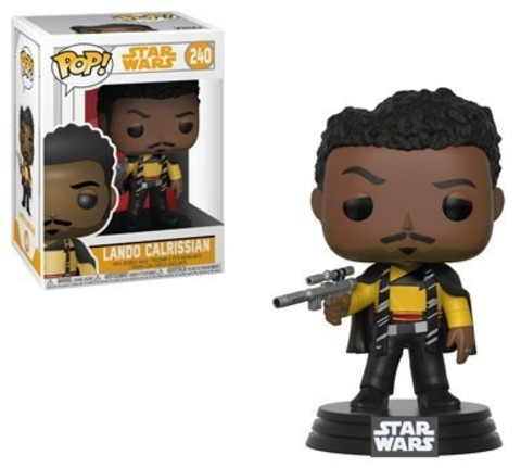 POP! Bobble: Star Wars: Solo: Lando Calrissian || Лэндо Калриссиан