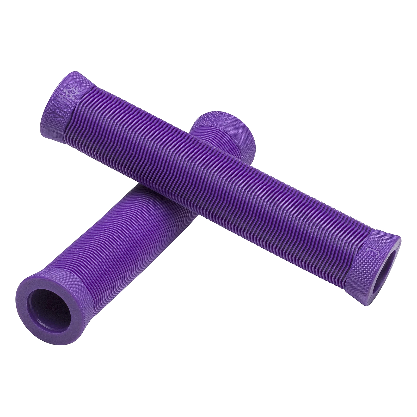 Грипсы STRANGER Piston Connor Keating (Purple)