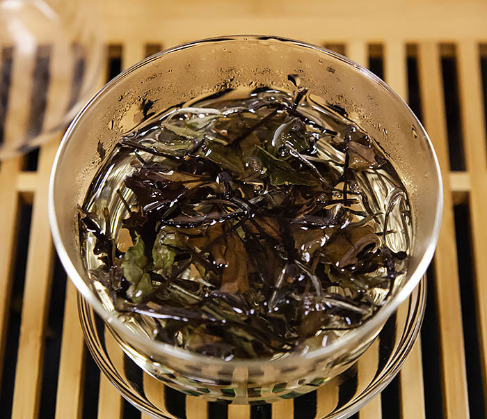 TEA-CH133 Китайский белый чай «Брови долголетия» (Шоу Мэй, 50 гр) фото 09