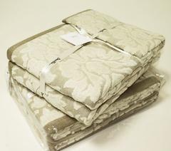 Набор полотенец 3 шт Devilla Maura натуральный