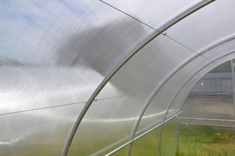 Набор для подвязки растений для каркаса с шагом 1 м (2 ряда по 4 м)