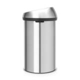 Мусорный бак Touch Bin (60 л), Стальной матовый (FPP), арт. 484506 - превью 2
