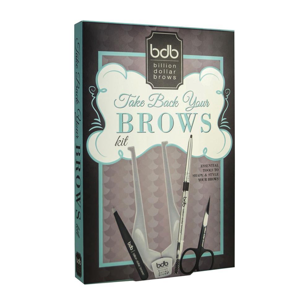 Набор для коррекции формы бровей  TAKE BACK YOUR BROWS SHAPING KIT