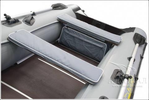 Накладка на банку (сиденье лодки) с сумкой