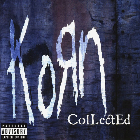 Korn / Collected (CD)