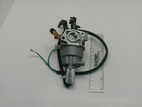 Карбюратор DDE двигателя 168FD DPPG2801E HONDA ГАЗ/БЕНЗИН для генератора  с электромагнитным клапаном/с ручной заслонкой