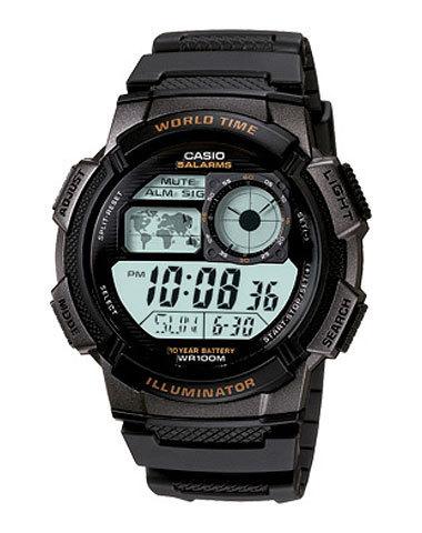Купить Наручные часы Casio AE-1000W-1A по доступной цене