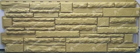 Фасадная панель Альта Профиль Скалистый Камень Кавказ 1160х450 мм