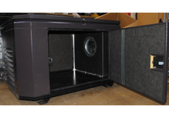 Всепогодный шумозащитный кожух  для генератора SB1400 тихий