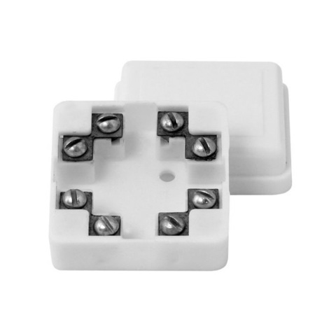 Коробка соединительная КС-4У, 4 пары контактов