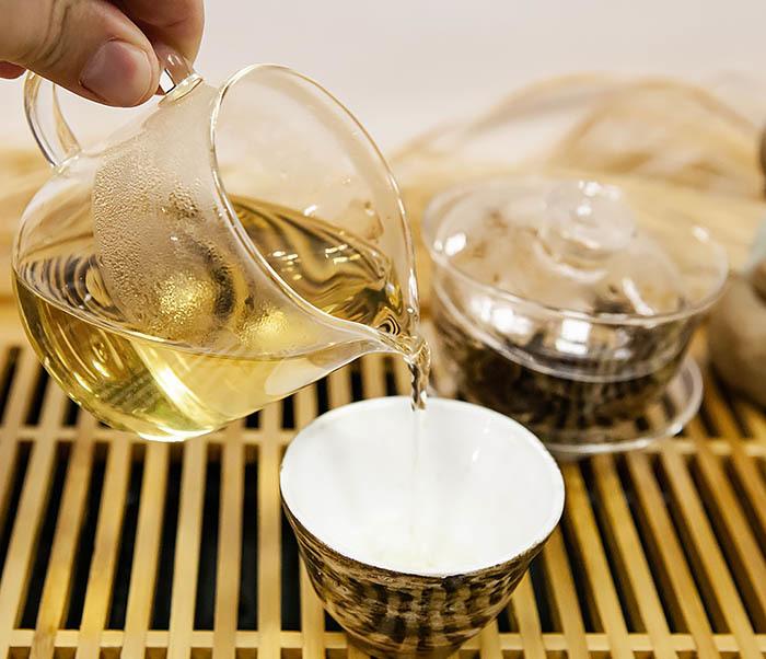 TEA-CH133 Китайский белый чай «Брови долголетия» (Шоу Мэй, 50 гр) фото 12