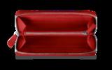 Кошелек женский Carandache Leman Leather красный натуральная кожа (6214.770)