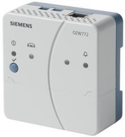 Siemens OZW772.16