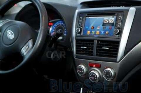 Car 4G JET штатная мультимедийная система в авто, на Android для Subaru