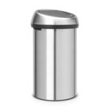 Мусорный бак Touch Bin (60 л), Стальной матовый (FPP), арт. 484506 - превью 3
