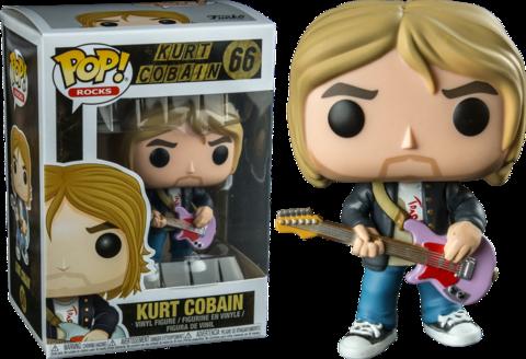 Фигурка Funko POP! Vinyl: Rocks: Kurt Cobain (Live  Loud) (Exc) (CC) 26091