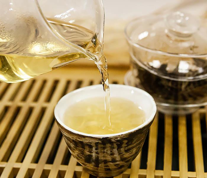TEA-CH133 Китайский белый чай «Брови долголетия» (Шоу Мэй, 50 гр) фото 13