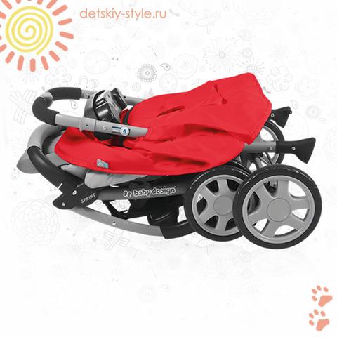 "Коляска Baby Design ""Sprint"" (Беби Дизайн)"