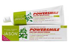 Гелевая зубная паста ферментативная, Jason