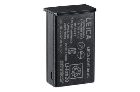 Аккумулятор Leica BP-DC 13 (Leica T black)