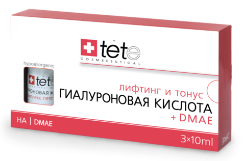 Гиалуроновая кислота + ДМАЕ/Tete