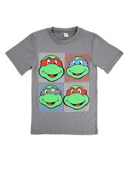 D002-12 футболка для мальчиков, темно-серая