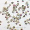 2058 Стразы Сваровски холодной фиксации Crystal AB ss 5 (1,8-1,9 мм), 20 штук