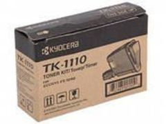 Kyocera TK-1110 - Тонер-картридж для принтеров Kyocera FS-1040/FS-1020MFP/FS-1120MFP. Ресурс 2500 страниц.